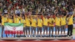 عنوان چهارمی کاروان ایران در گوانگژو