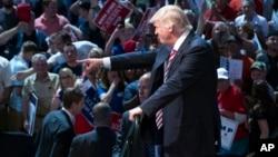 El número de espectadores para el discurso de aceptación de Trump fue de 9 millones más que en cualquier otra noche de la convención republicana.