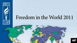 ລາຍງານວ່າດ້ວຍອິດສະຫຼະພາບ ຢູ່ໃນທົ່ວໂລກ ຂອງອົງການ Freedom House ສຳລັບປີ 2011
