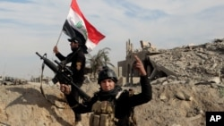 صدر اعظم عراق گفته است که هدف بعدی، پاکسازی موصل از وجود داعش است.