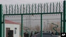 "VOA连线(萧雨):美议员:北京在新疆推行""有中国特色的社会主义奴隶制"""