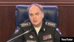 Zamenik ministra odbrane Rusije Anatolij Antonov