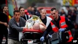 El ataque en la capital francesa dejó 12 muertos.