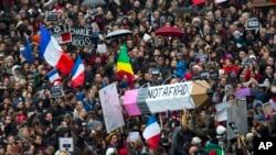 Vụ nổ súng tại tòa soạn báo 'Charlie Hebdo' ở Paris