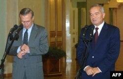 Toshkent, 5 oktabr 2001