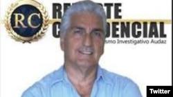 El director del diario digital Reporte Confidencial fue detenido el sábado en la Isla de Margarita por agentes del Servicio Bolivariano de Inteligencia (SEBIN).