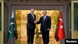 پاکستانی وزیراعظم کے ترک صدر سے ذاتی دوستانہ تعلقات ہیں