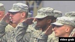 Returning US Troops