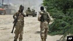 Wanajeshi wa Kenya nchini Somalia