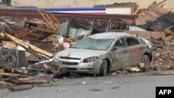 Šteta nakon tornada u južnim saveznim državama