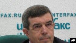 俄罗斯国防武器出口公司总裁伊赛金