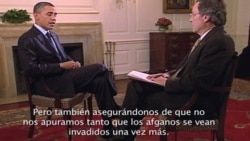 Entrevista exclusiva con el presidente Barack Obama