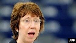 Người đứng đầu chính sách đối ngoại EU Catherine Ashton