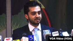 د افغانستان د ملي امنیت ویاند عبدالحسیب صدیقي