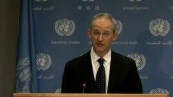 Ban Ki-moon habla de Siria con miembros permanentes del Consejo de seguridad de la ONU