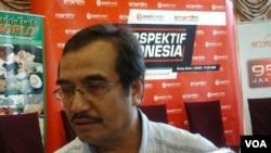 Pengamat Lembaga Kajian Ekonomi INDEF, Fadhil Hasan.