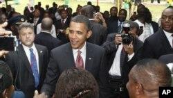 Prezident Barak Obama Afrikani AQSh tashqi qiyosatining asosiy yo'nalishlaridan biri etib belgilagan.
