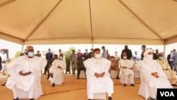Jana'aizar Ministan Kwadagon Niger