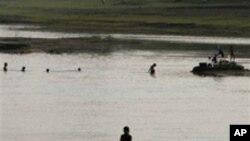میکونگ دریا کی نگرانی کے لیے مشترکہ گشت