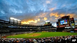 Citi Field in New York, Tuesday, June 11, 2013