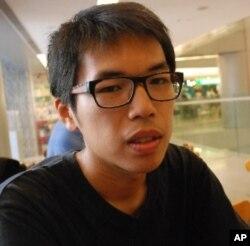 香港區議會選舉候選人黃俊邦