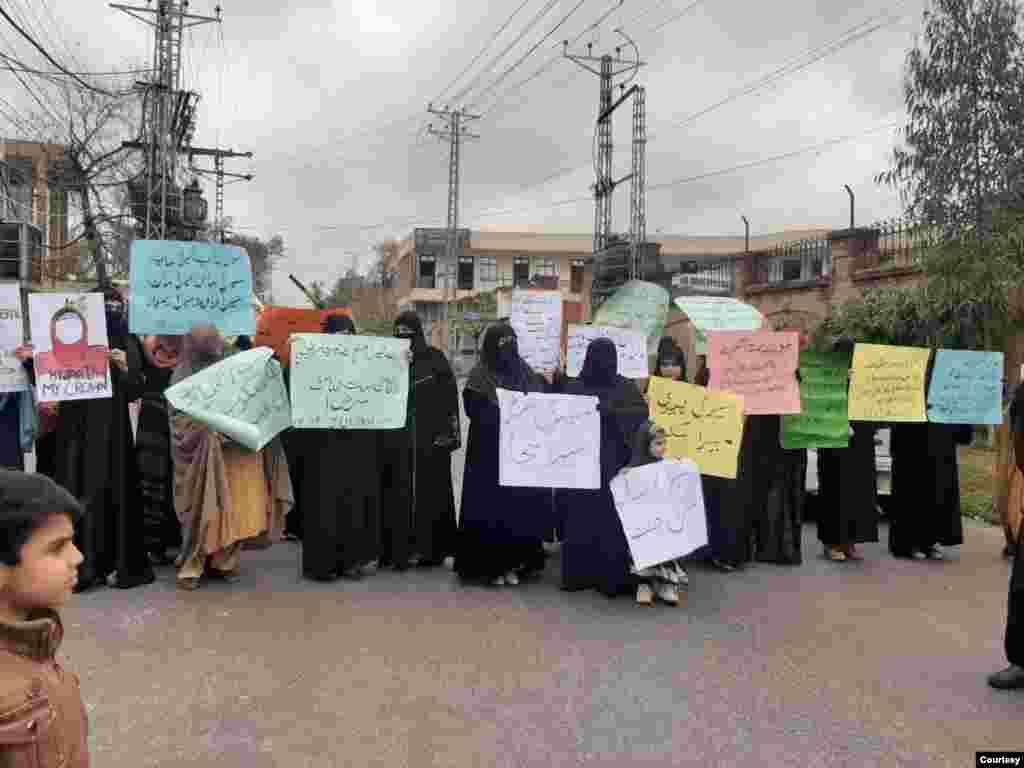 یوم حیا کے موقع پر پشاور، کراچی اور اسلام آباد سمیت دیگر شہروں میں ریلیاں نگالی گئیں جن میں خواتین کی بڑی تعداد نے شرکت کی۔ خواتین نے حجاب کے حق میں نعرے لگائے۔