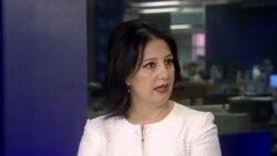 Intervistë me gazetaren Aida Shtino