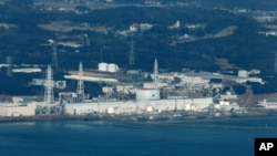 日本福島核電站