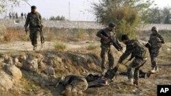 افغانستان :طالبان شدت پسندوں کے حملے میں دس اہلکار ہلاک