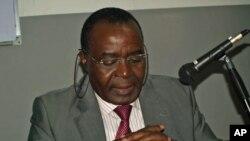 Marcolino Moco, durante a uma participação recente em Quintas de Debate