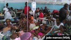 Pediatria do Hospital Municipal de Benguela, Angola