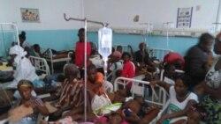 """Enfermeiros """"sufocados"""" em Benguela - 1:20"""