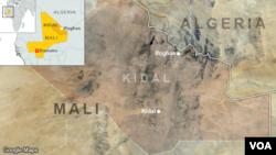 Ifoghas, Mali