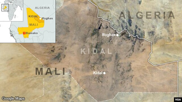 CLICK TO EXPAND: Ifoghas, Mali