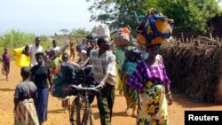 Reportage de Christophe Nkurunziza, correspondant VOA au Burundi
