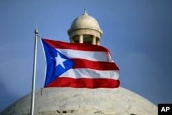 Puerto Riko bayrağı