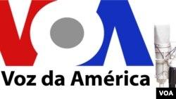 VOA Manchetes Logo