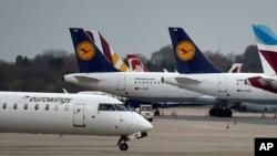 La reivindicación salarial afecta a los 5.400 pilotos de Lufthansa y sus filiales de transporte de carga Lufthansa Cargo y de bajo costo Germanwings.
