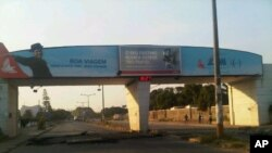 Estrada para Aeroporto Internacional
