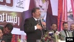 埃及當選總統穆爾西