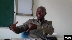 Jacob Nlenvo, director clinico do Hospital Regional de Malanje