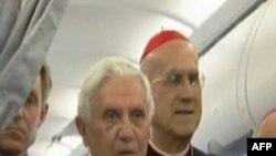 Papa İspanyollar'dan Şikayetçi