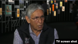 VOA连线(许湘筠):印第安人博物馆特展回顾血泪之路