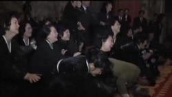 2011-12-22 粵語新聞: 南韓呼籲北韓政權過渡保持穩定