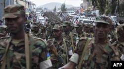 Quân đội Rwanda
