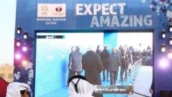 امارات در همکاری با چين برای بازی های جام ۲۰۲۲ در قطر برنامه ريزی می کند