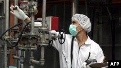 В іранській ядерній лабораторії