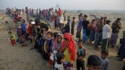Rohingya ဒုကၡသည္ေတြ Bhashan Char ကၽြန္းကို မေျပာင္းလို