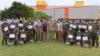 Militares moçambicanos treinados em tácticas de salvamento de vidas pelos Estados Unidos, Junho, 2021