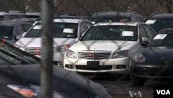 Sandy-damaged cars